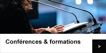 Conférences et formations